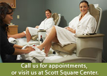 Pedicure - Wichita Falls, TX - Kim's Nails - Pedicure - Call us for appointments, or visit us at Scott Square Center.